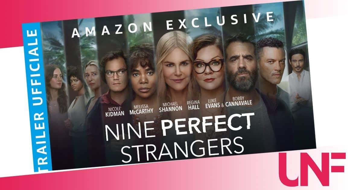Nine Perfect Strangers la nuova serie su Prime: i primi tre episodi non convincono