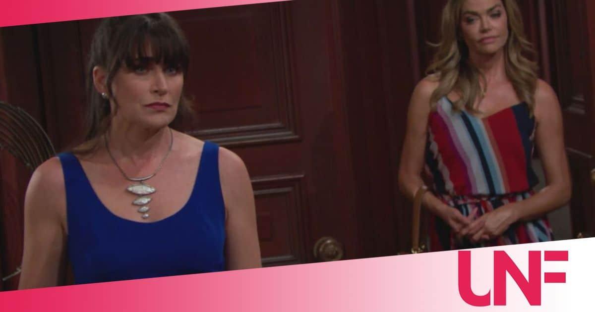 Beautiful anticipazioni: Ridge scopre il folle piano di Shauna e Quinn?