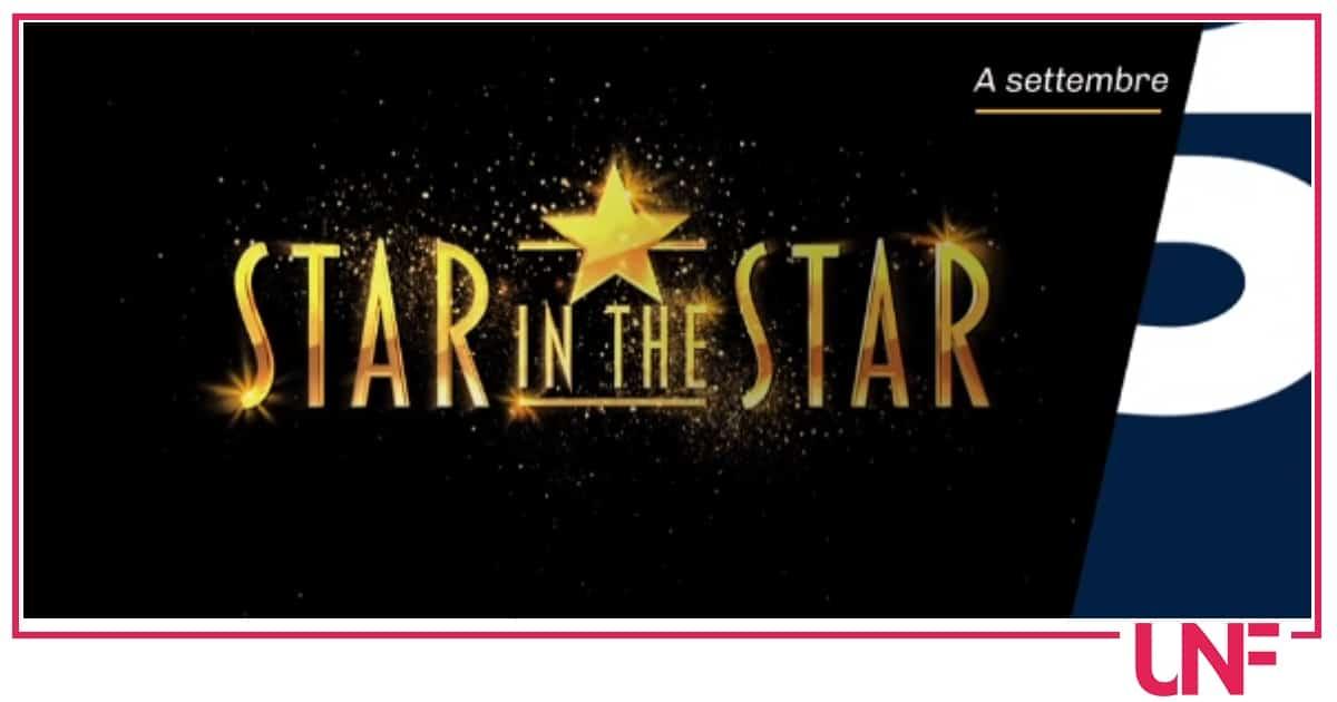 Star in the star su Canale 5 il primo promo: come sarà lo show di Ilary Blasi