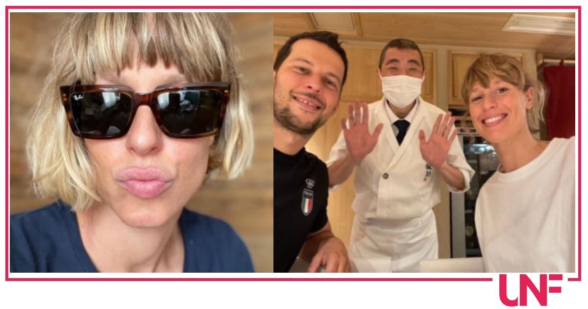 Federica Pellegrini e Matteo Giunta fanno la spesa mano nella mano, per loro è così strano