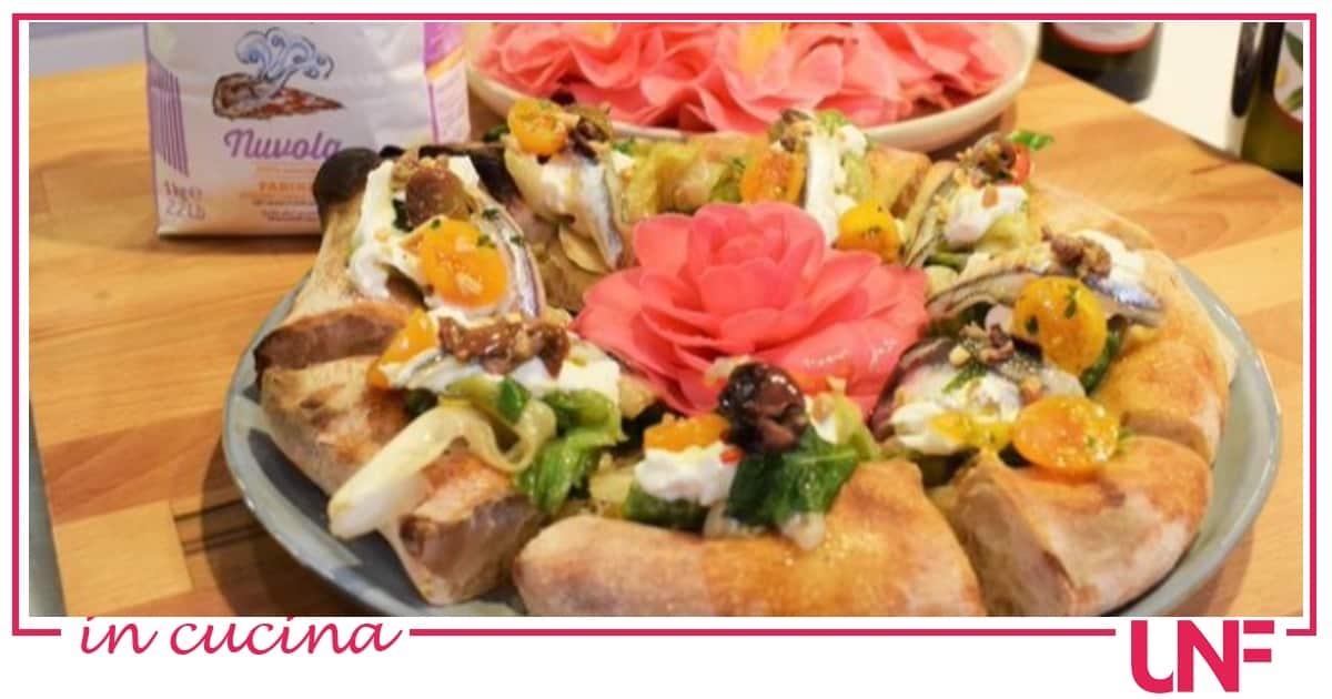Le ricette di Zia Cri: la pizza croccante