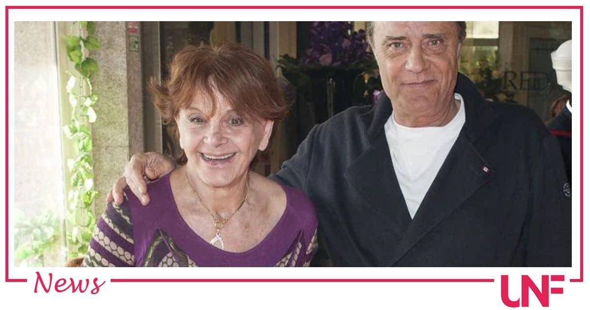 Nada Ovcina senza soldi per i funerali di Gianni Nazzaro ringrazia gli amici che l'hanno aiutata