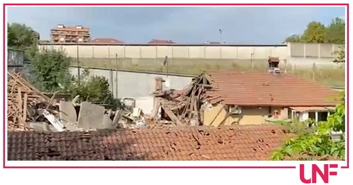 Crolla palazzina a Torino, le ultime: dispersa una bambina di 4 anni
