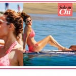 Laura Chiatti e Marco Bocci in vacanza scacciano la crisi
