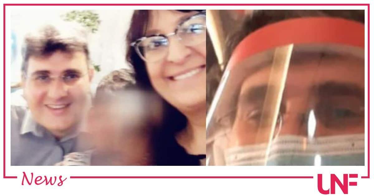 Non ce l'ha fatta Enzo ucciso dal covid: era andato in India per adottare la sua bambina