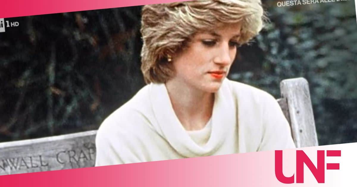 Rai 1 ricorda Diana con D. Time-Il tempo di Lady D