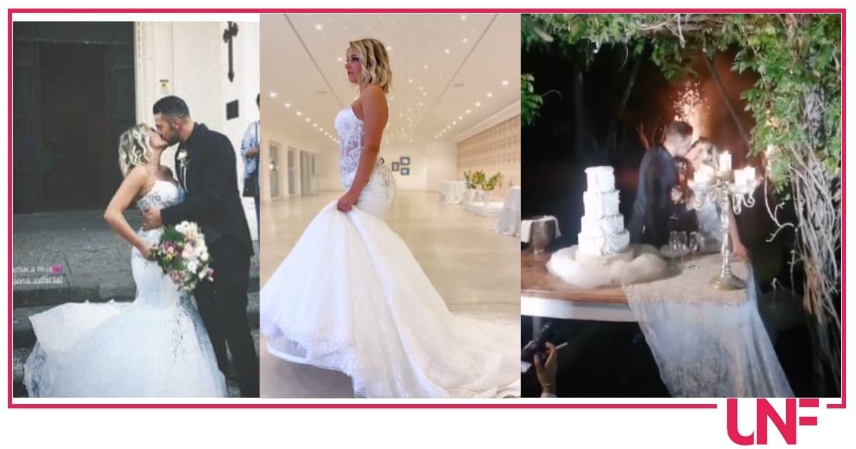 Domiziana Giovinazzo: Elena di un Medico in famiglia si è sposata