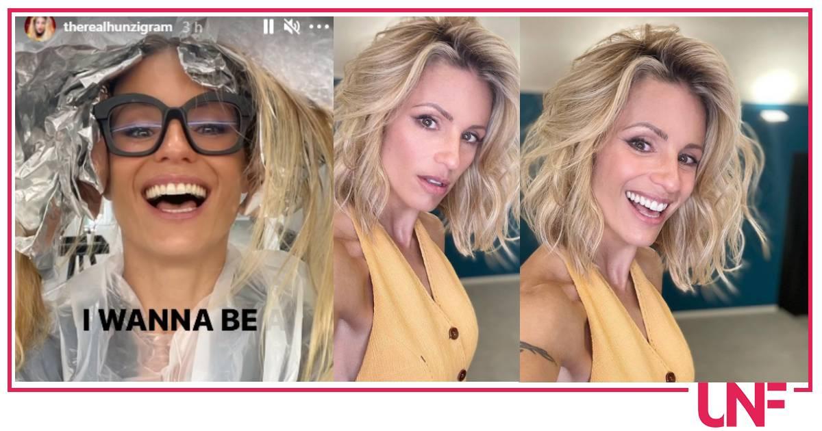 Michelle Hunziker ci da un taglio: il nuovo look 'rivoluzione' post vacanze
