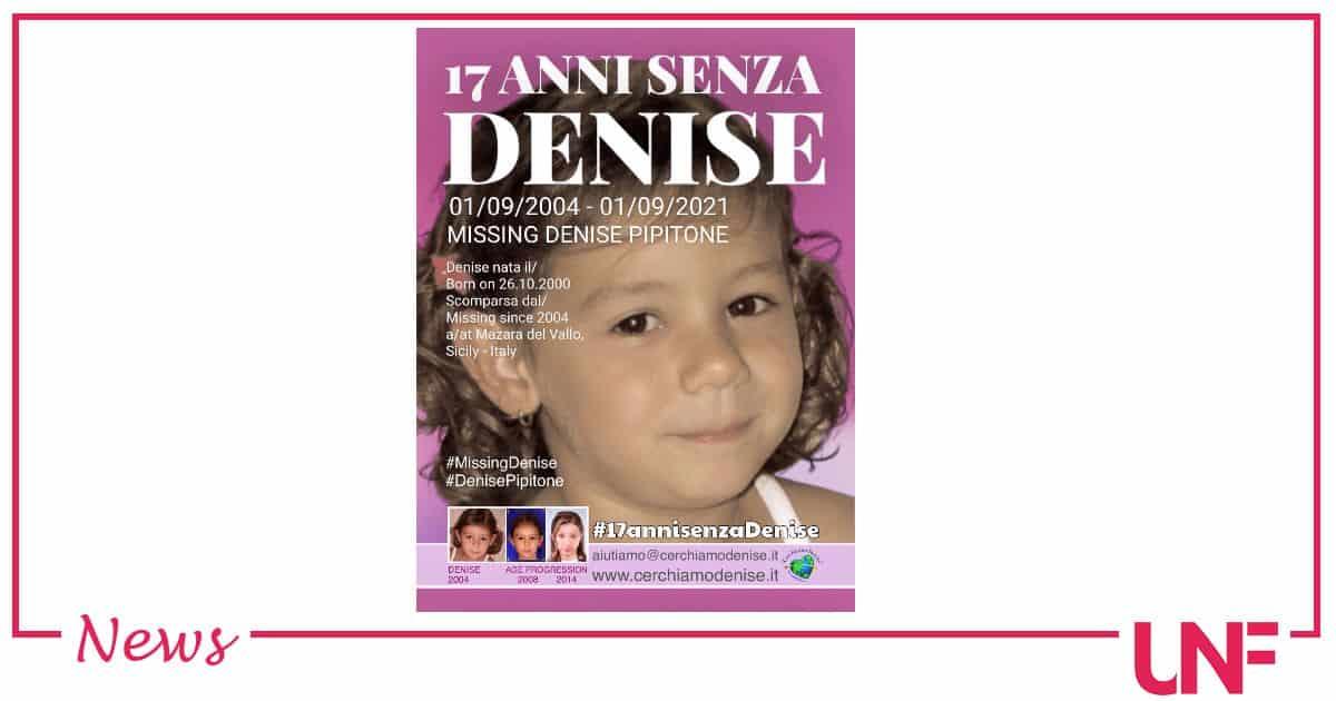 17 anni senza Denise Pipitone: l'iniziativa di mamma Piera Maggio