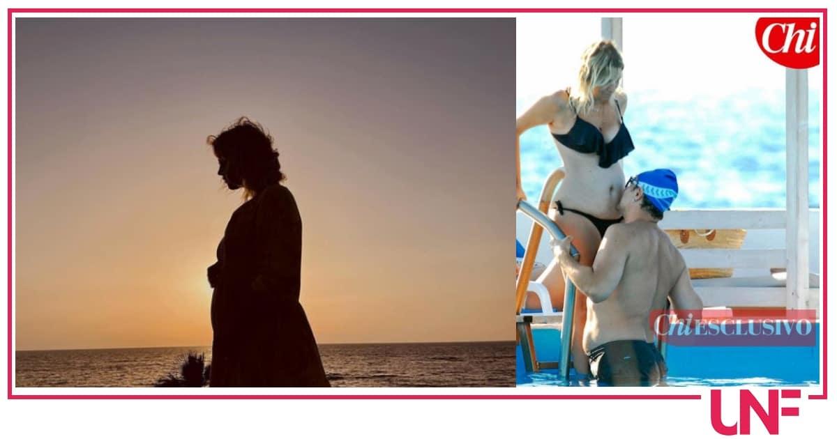 """Francesca Barra incinta, aspetta un figlio da Claudio Santamaria: """"Dovevo dirvelo io"""""""