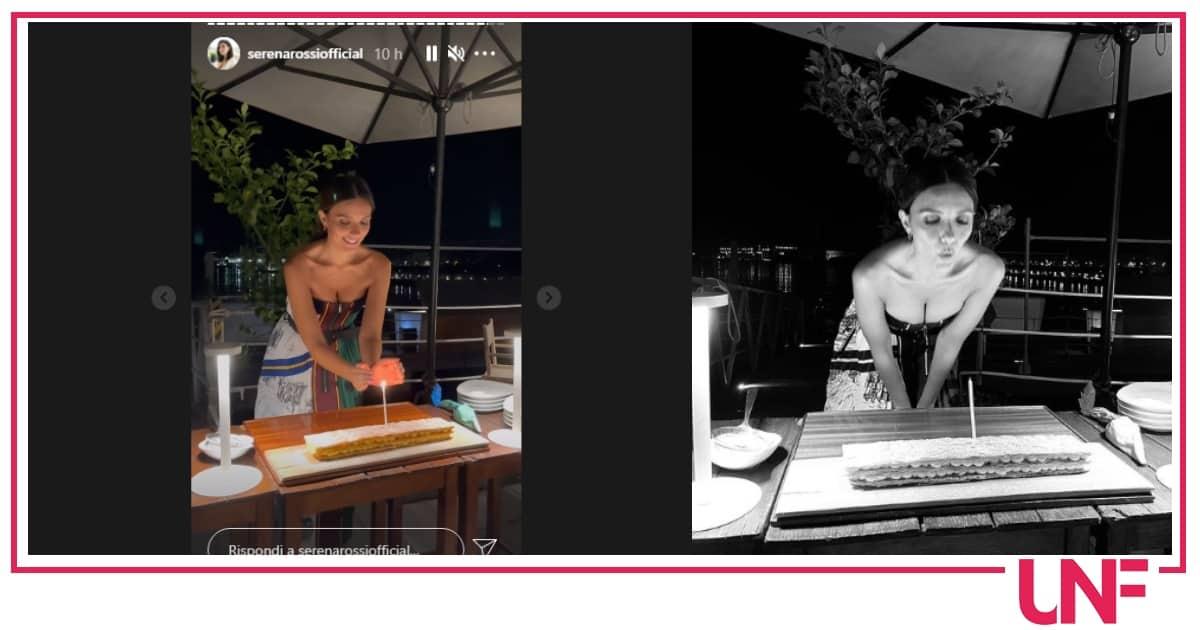 Serena Rossi madrina di Venezia, festeggia al Lido il suo compleanno