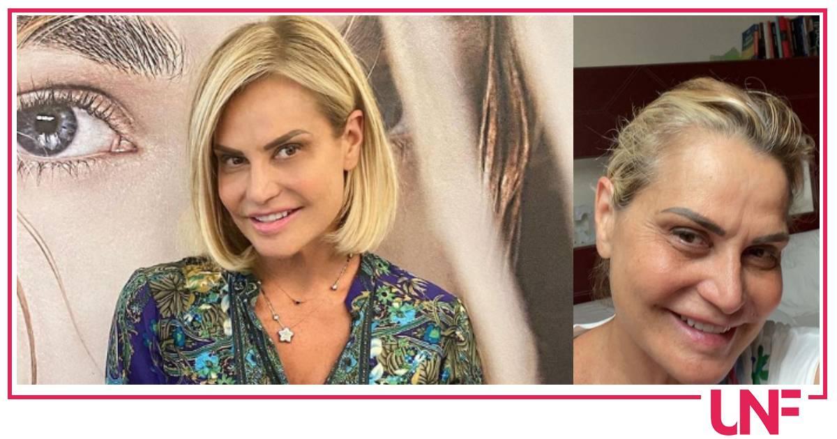 Simona Ventura mostra il suo nuovo look ma viene travolta dalle critiche: troppi filtri?