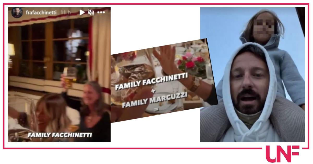 Mia riunisce le famiglie Facchinetti e Marcuzzi: tutti al compleanno in montagna