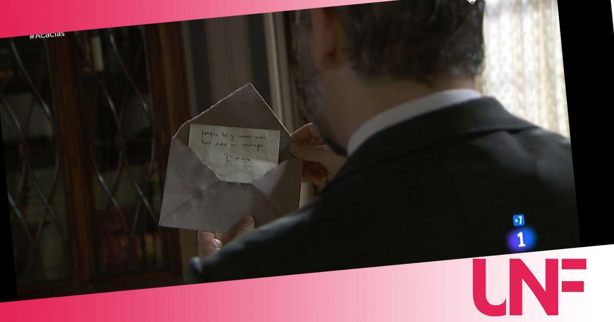 Una vita anticipazioni: la lettera di Marcia per Felipe è finta, che farà l'avvocato?