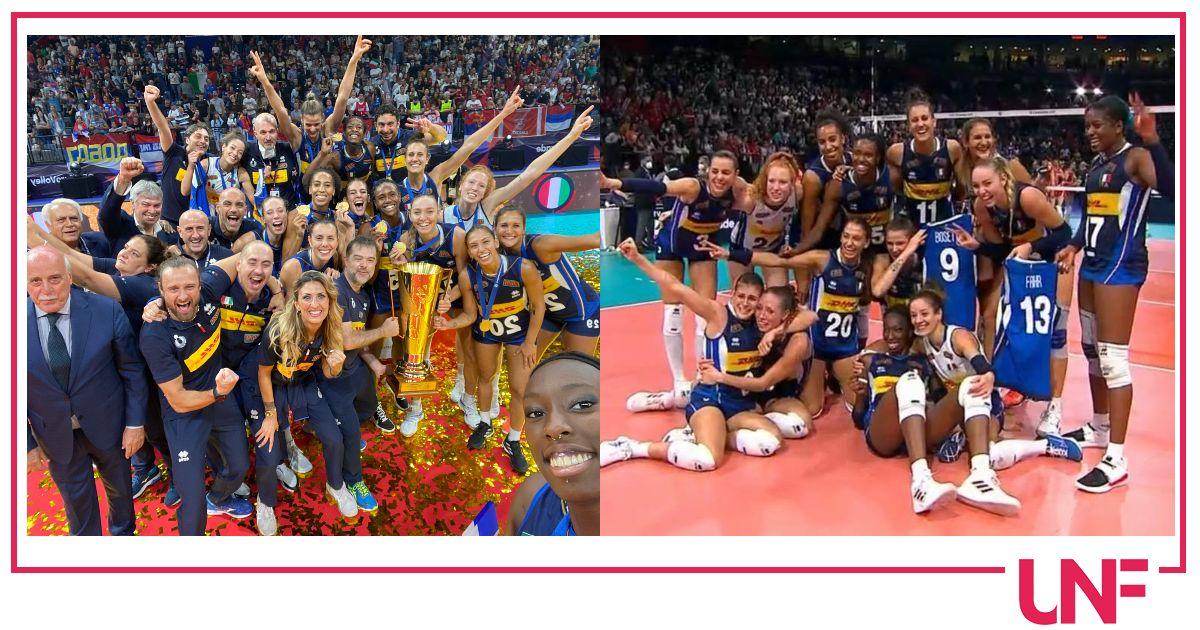 Le azzurre del volley campionesse anche di ascolti: la vittoria contro la Serbia fa volare Rai 3