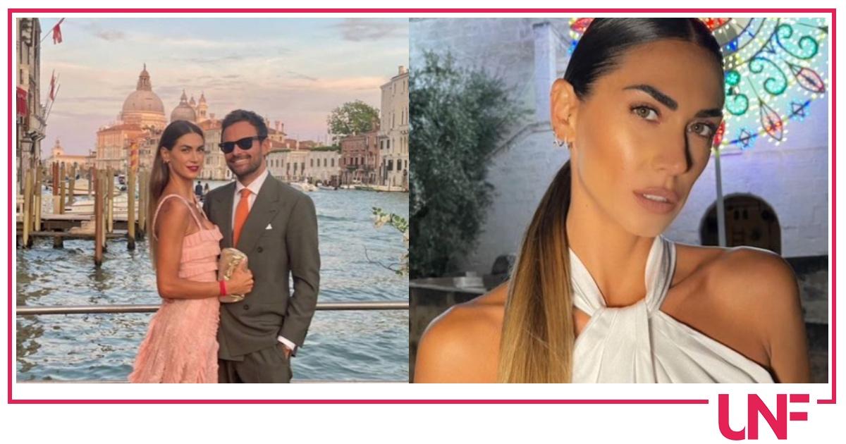 Melissa Satta e Mattia Rivetti, matrimonio in famiglia a Venezia poi subito in Puglia