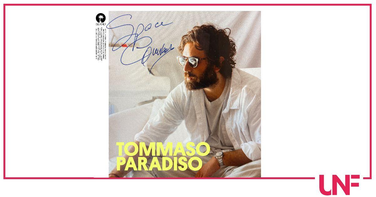 Tommaso Paradiso torna con Space Cowboy il nuovo album