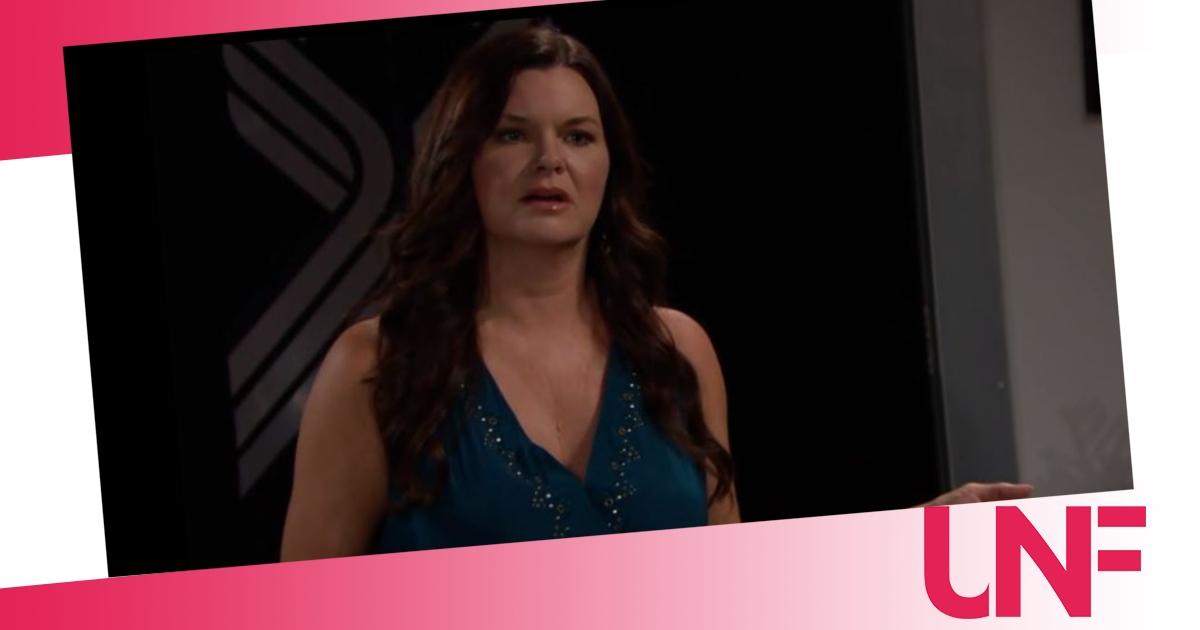 Beautiful anticipazioni: Katie travolta dall'uragano, lascerà Bill?