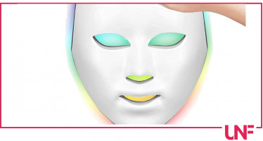 maschere led per il viso