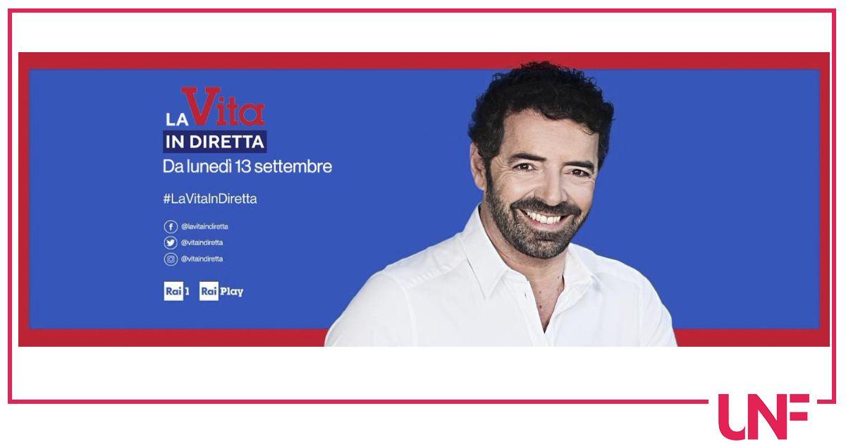 Alberto Matano presenta la sua Vita in diretta 2021-2022: le novità