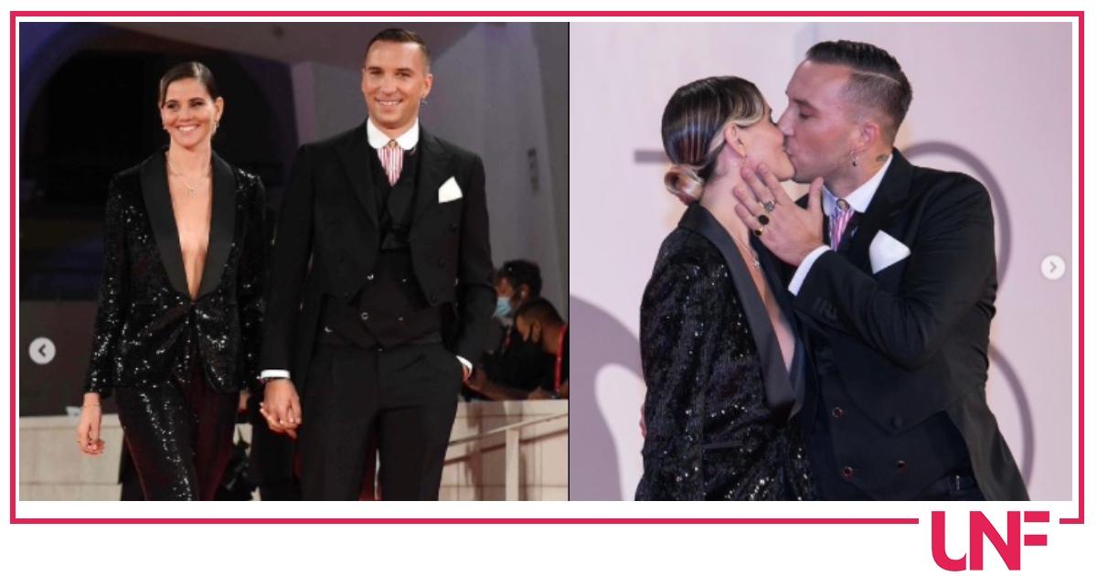 Briga sposa Arianna Montefiori, la data arriva dal red carpet di Venezia