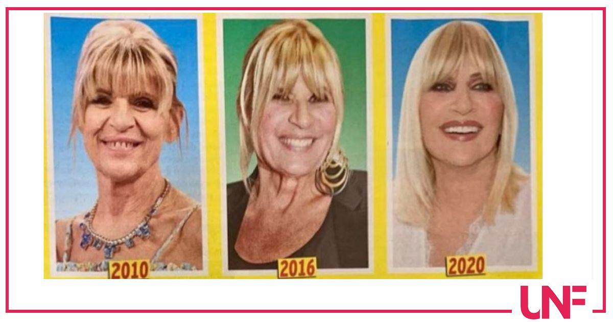 Gemma Galgani prima e dopo: 11 anni di cambiamenti e ritocchi estetici (FOTO)