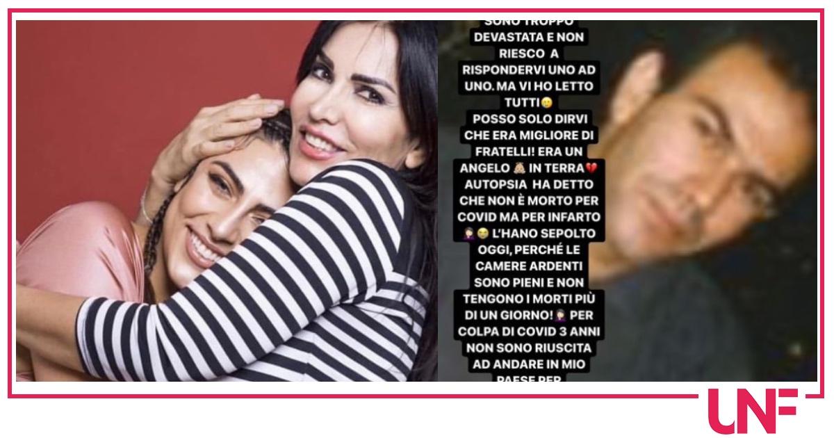 Giulia Salemi: la morte dello zio per  infarto, Fariba devastata dal dolore