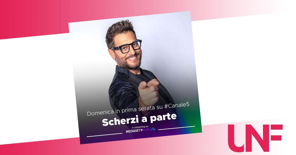 Enrico Papi torna su Canale 5 con Scherzi a parte: si inizia stasera