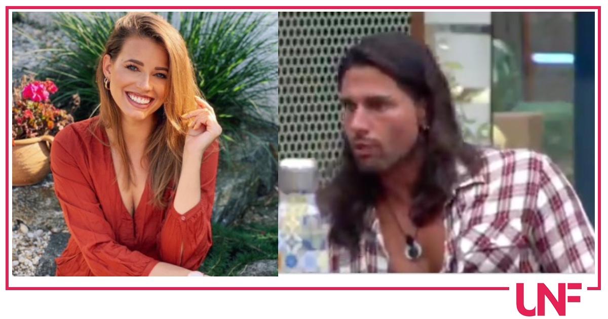 Luca Onestini a Secret Story parla di Ivana Mrazova, non capisce perché è finita