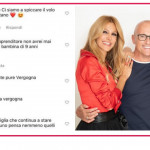 """L'ex marito di Adriana Volpe rovina la vigilia del GF Vip: """"Ma alla figlia nessuno pensa"""""""