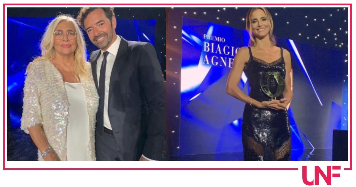 Mara Venier ha davvero evitato Francesca Fialdini lasciando il palco?