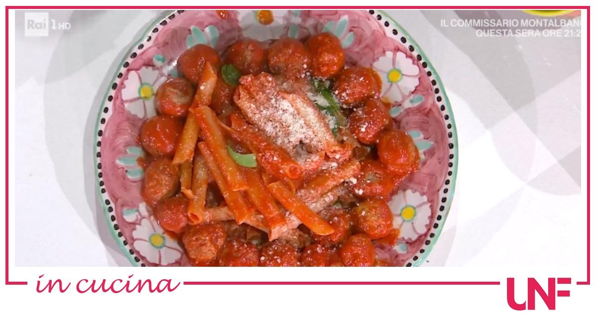 Polpette della tradizione, la ricetta di Mattia e Mauro Improta ma il piatto è doppio