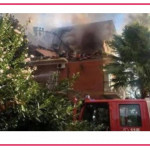 Esplosione a Roma: crolla una palazzina a Torre Angela, si cercano i dispersi