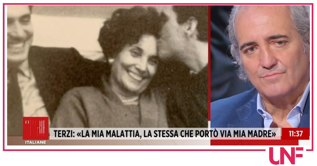 La madre di Giovanni Terzi aveva la sua stessa malattia