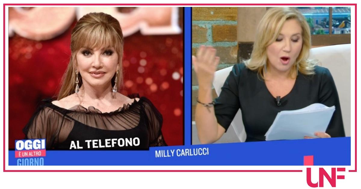 Memo Remigi a Ballando con le Stelle, Milly Carlucci chiede il permesso alla Bortone