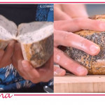 Ricette Fulvio Marino: pane al miso e sesamo nero