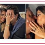 Magica proposta di matrimonio per Flora Canto: Enrico Brignano l'ha stupita
