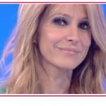 """Adriana Volpe a Verissimo chiede aiuto per l'ex marito: """"Va protetto"""""""