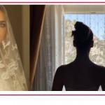 Miriam Leone si è sposata, bellissima in abito bianco