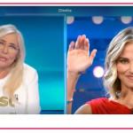 Pace fatta anche in diretta tra Francesca Fialdini e Mara Venier