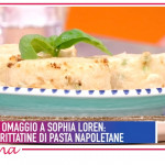 Frittatine di pasta, la ricetta di Mattia Poggi