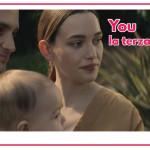 Dopo il trailer ufficiale cresce l'attesa per la terza stagione di You: Love e Joe complici oppure no?