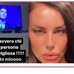 Antonella Mosetti fa uno strano commento su Aldo Montano durante il GF Vip