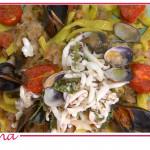 Scialatielli con genovese di mare, la ricetta di Mattia e Mauro Improta