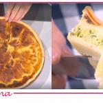 Crostata salata di Zia Cri, la ricetta con zucchine e formaggio Brie
