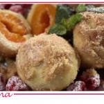 Canederli all'albicocca, la ricetta dolce di Barbara De Nigris