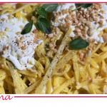 Spaghettoni salentini, la ricetta di Antonella Ricci