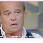 La malattia di Francesca Neri, ne parla Claudio Amendola dopo anni di silenzio