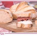 Fulvio Marino: la ricetta del pane sciocco con ricotta, finocchiona e fichi
