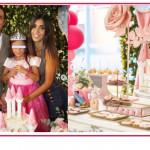 Compleanno da principessa per la figlia di Federica Nargi e Alessandro Matri: non mancava niente